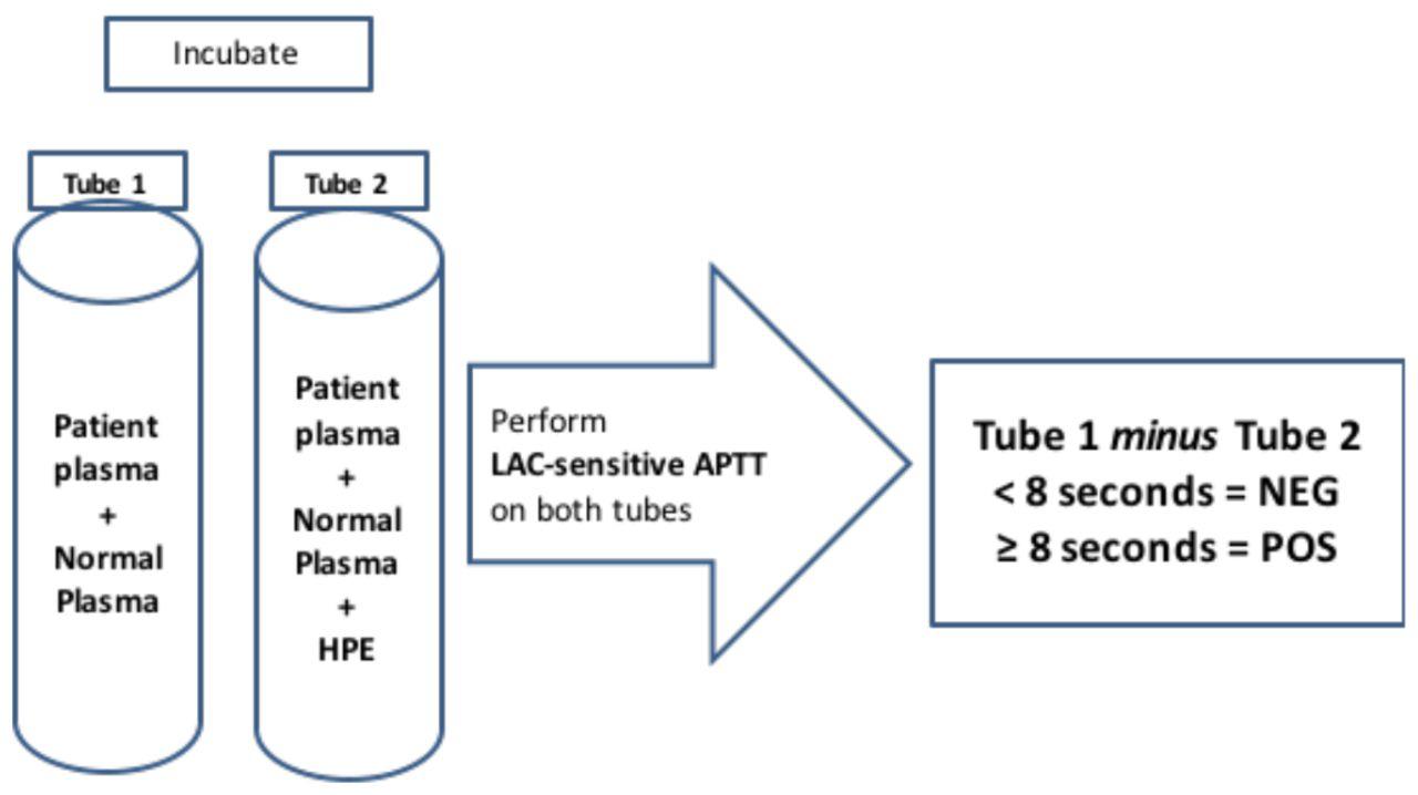Laboratory Diagnosis of the Lupus Anticoagulant   American Society
